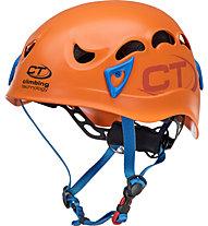 Climbing Technology Galaxy - casco, Orange/Blue