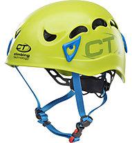 Climbing Technology Galaxy - casco, Green/Blue