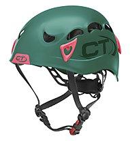 Climbing Technology Galaxy - Helm, Green/Pink