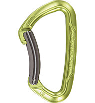 Climbing Technology Lime B - Karabiner, Green/Grey