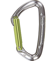 Climbing Technology Lime S - Karabiner, Grey/Green