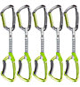 Climbing Technology Lime Set DY - set di rinvii, 12 cm