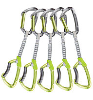 Climbing Technology Lime Set DY - Expressset, Green/Metal