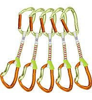 Climbing Technology Nimble EVO Set DY - set di rinvii, Green/Orange