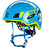 Climbing Technology Orion - casco, Blue/Green