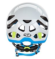 Climbing Technology Orion - casco, Light Grey/Light Blue