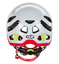 Climbing Technology Orion - Helm, Light Grey/Fucsia