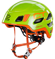 Climbing Technology Orion - casco, Green/Orange