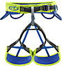 Climbing Technology Quarzo - imbrago per arrampicata, Green/Blue