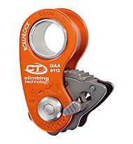 Climbing Technology RollnLock - carrucola, Orange