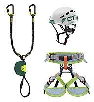 Climbing Technology VF Kit Junior - kit via ferrata - bambini, Multicolor