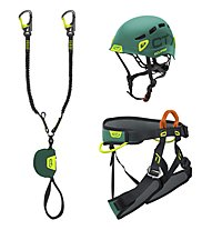 Climbing Technology VF Kit Plus E-Compact - kit via ferrata, Multicolor