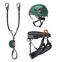 Climbing Technology VF Kit Plus G-Compact  - Klettersteigset - Damen, Multicolor