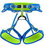 Climbing Technology Wall - Klettergurt, Green/Blue