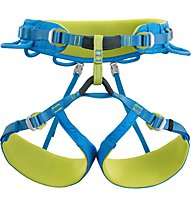 Climbing Technology Wall - Klettergurt, Blue/Green