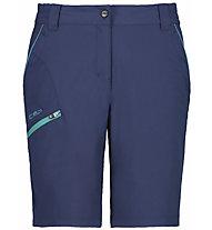 CMP Bermuda - kurze Wanderhose - Damen, Blue