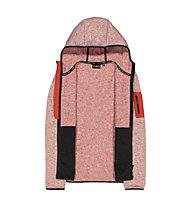 CMP Fix Hood - Fleecejacke - Damen, Pink