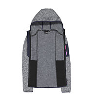 CMP Fix Hood - Fleecejacke - Damen, Grey