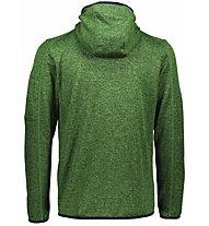 CMP Fix Hood - felpa in pile - uomo, Green