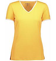 CMP Wandershirt - Damen, Yellow
