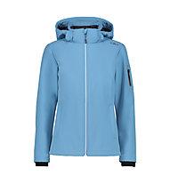CMP Zip Hood Jacket - Wanderjacke mit Kapuze - Damen, Blue