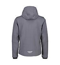 CMP Zip Hood Jacket - Wanderjacke mit Kapuze - Herren, Grey