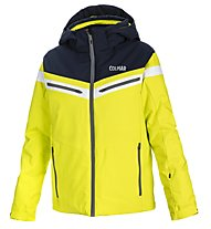 Colmar 3120J - Skijacke - Kinder, Yellow/Blue