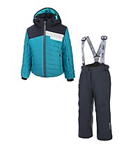 Colmar 3126C - Komplet Ski - Kinder, Light Blue/Blue