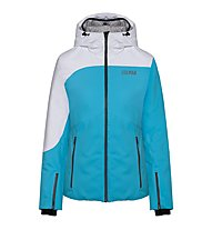Colmar Aspen - Skijacke - Damen, Light Blue/White