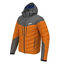 Colmar Chamonix - Skijacke - Herren, Orange/Blue