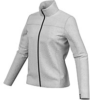 Colmar Full Zip Plush Fleece - Fleecejacke - Damen, Light Grey