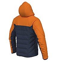 Colmar Kandahar - giacca da sci - uomo, Blue/Orange