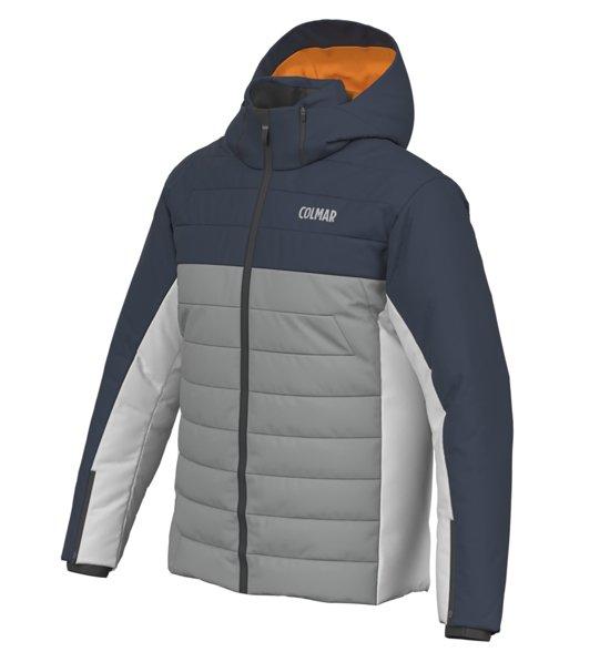 Sci e Snowboard Maglione su Dark Heather un Maglione alla moda per la stagione di neve