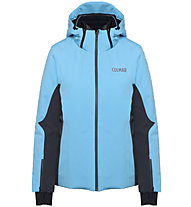 Colmar Meribel - giacca da sci - donna, Light Blue/Grey