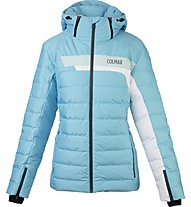 Colmar Niseiko - Skijacke - Damen, Light Blue/White