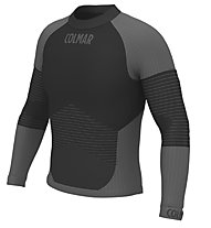Colmar Seamless First Layer - maglietta intima - uomo, Black