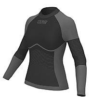Colmar Seamless First Layer - maglia intima - donna, Black