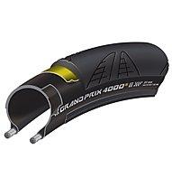 Continental GrandPrix 4000 S II, Black