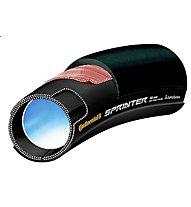 """Continental Tubolare bici da corsa Sprinter 28x25"""", Black"""