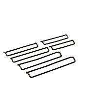 Contour Buckle -  Einhängebügel Skifell, Black