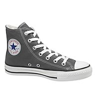 Converse All Star Hi Canvas, Charcoal