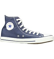 Converse All Star Hi Canvas, Navy