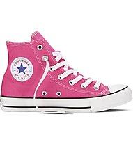 Converse All Star Hi Canvas Seasonal Scarpe Tempo libero Donna, Pink