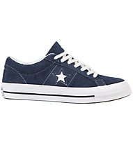 Converse One Star OX OG Suede - sneakers - uomo, Blue