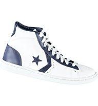 Converse Pro Leather LP Mid Sneaker, Vaporous Grey