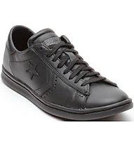 Converse Pro leather lp ox Scarpe tempo libero, Black