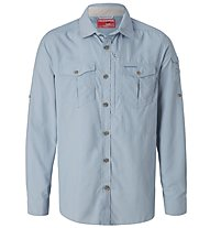 Craghoppers NosiLife Adventure II - Langärmeliges Hemd - Herren, Light Blue