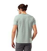 Craghoppers NosiLife Ina Short SL - Trekkingshirt - Herren, Green
