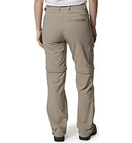 Craghoppers NosiLife Pro II Convertible - pantaloni trekking - donna, Beige