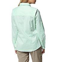 Craghoppers NosiLife Verona - camicia a maniche lunghe - donna, Light Blue